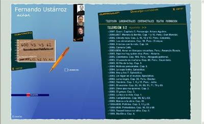 ver web Fernando Ustárroz