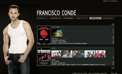 ver web Francisco Conde