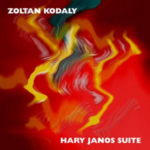 carátula Zoltan Kodaly: Hary Janos Suite (creada por pepeworks)