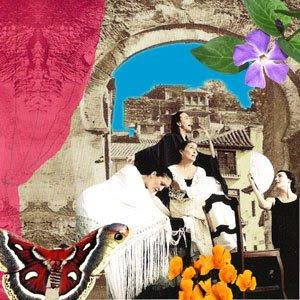 fotomontaje para la obra teatral Doña Rosita la Soltera (por pepeworks)
