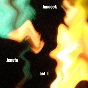 acto I de la ópera Jenufa de L. Janacek (diseño de pepeworks)