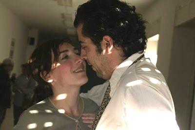 José Martín Molina y Eva Román