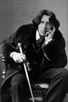 Oscar Wilde - fotografiado en 1882 por Napoleon Sarony