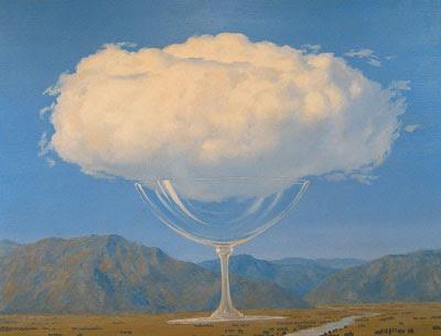 La cuerda sensible (1960) - René Magritte