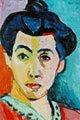 La raya verde (1905) - Henri Matisse (36)