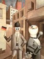 George Grosz (27) - Autómatas republicanos (1920)