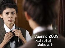 Katsotut elokuvat 2009