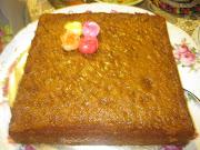 Home made Carrot Cake