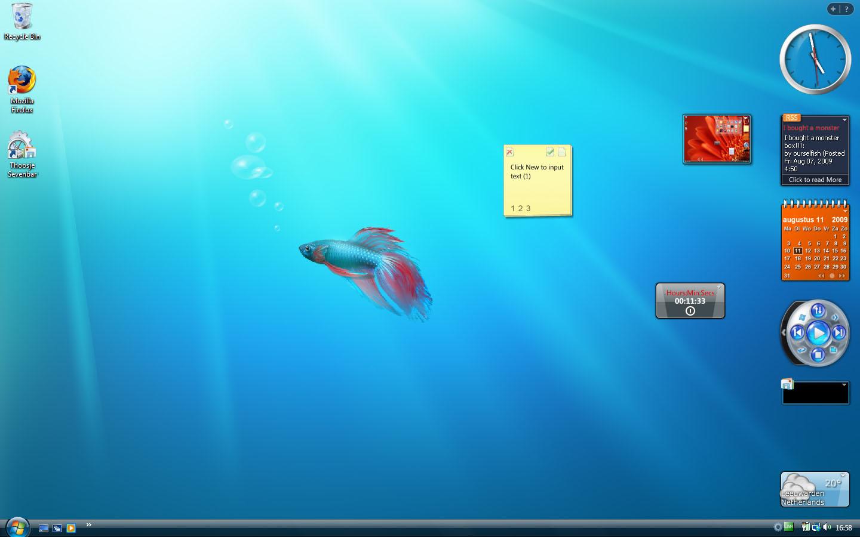 Windows 7 Gadgets. Free Desktop Gadgets For Windows 7