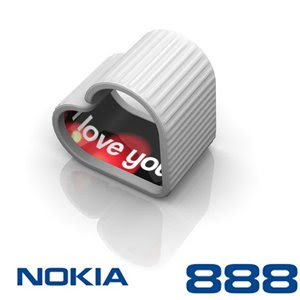 Nokia 888- I -love- you