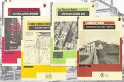 Llibres publicats pel Taller d'Història de Gràcia