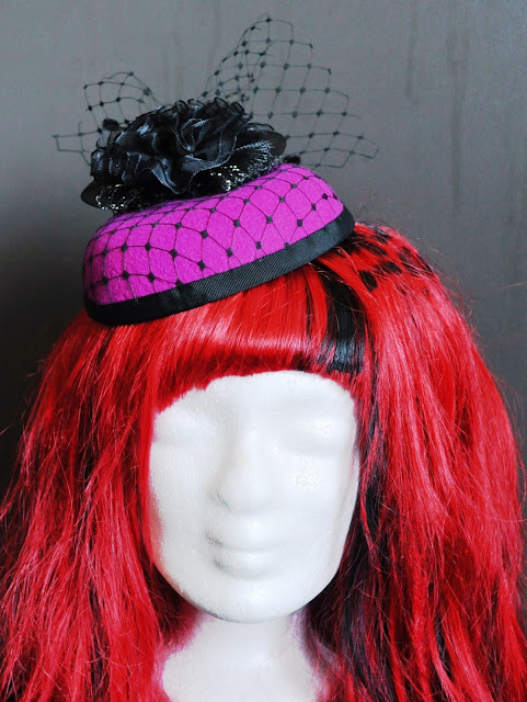 youtube how to make a pillbox hat