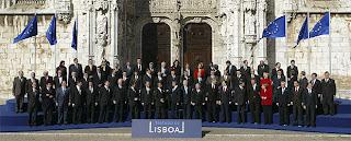 Foto del Tratado de Lisboa