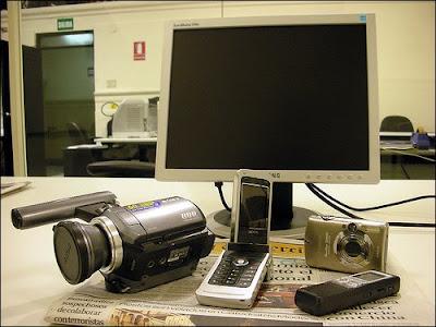 Algunas herramientas del periodista digital, por upc0711