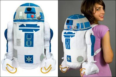 La mochila de R2-D2