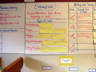 personal narrative leads