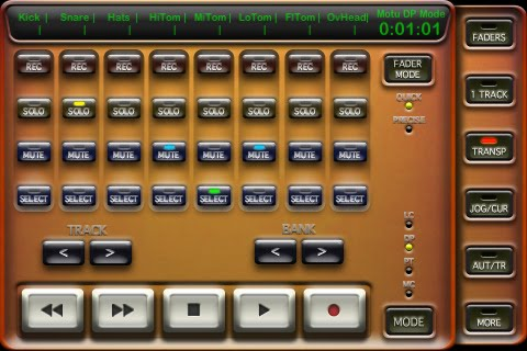 Palm Sounds Ac 7 Daw Control Surface For Iphone