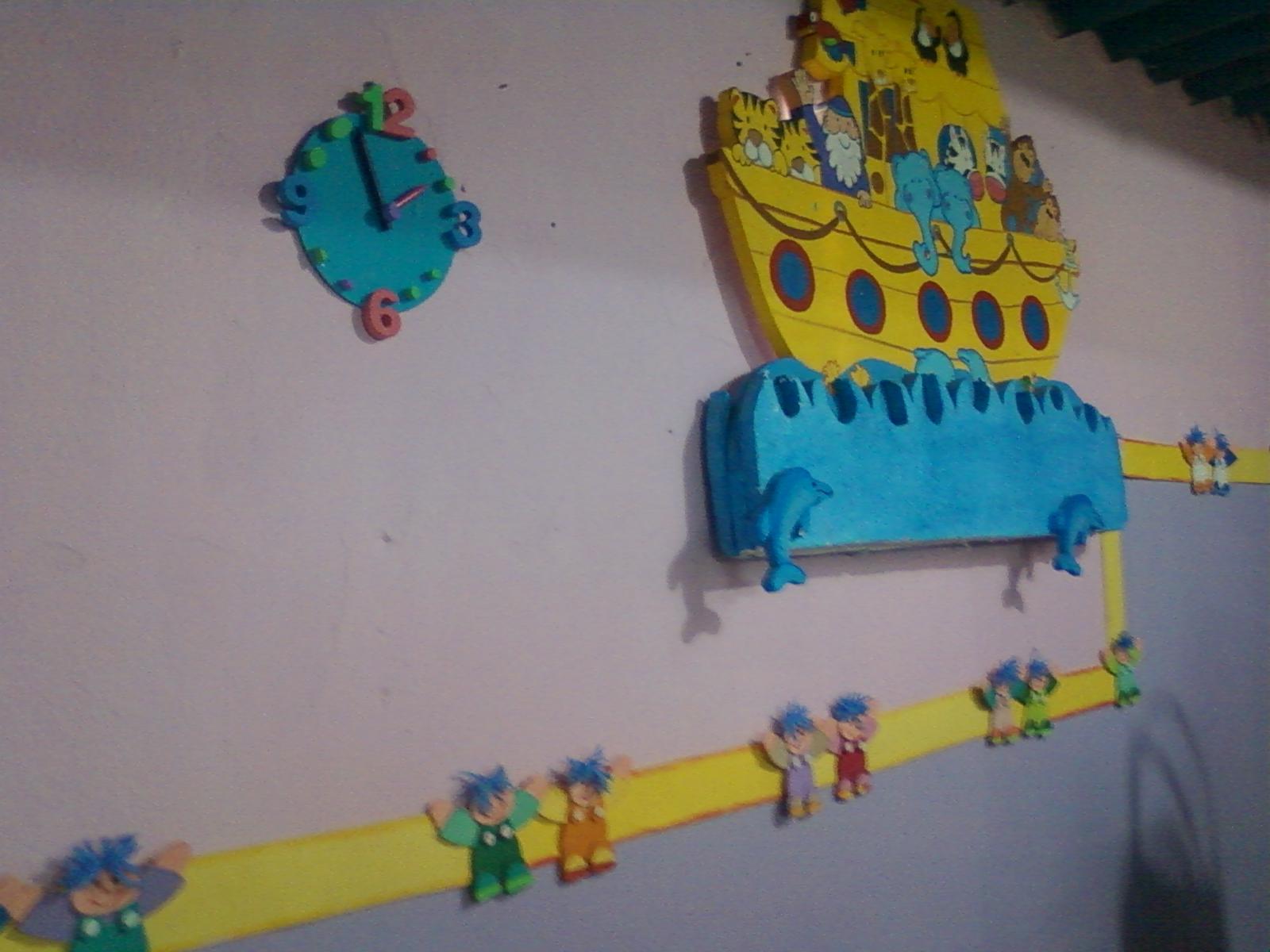 Como decorar para clausura de preescolar imagui for Decoracion de espacios de preescolar