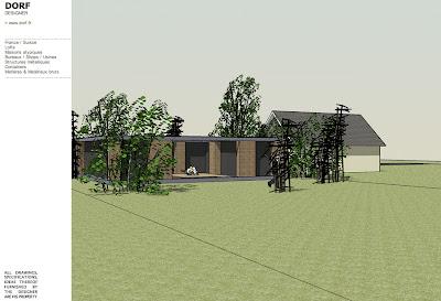Dorf fr designer d58 patio picardie for Maison conteneur ouest france