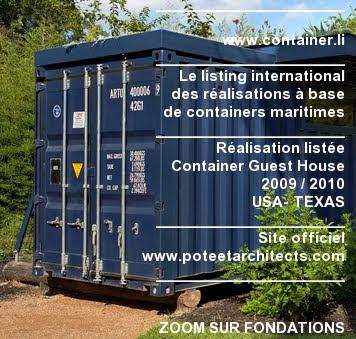 Studio container agrandissement for Container maison suisse