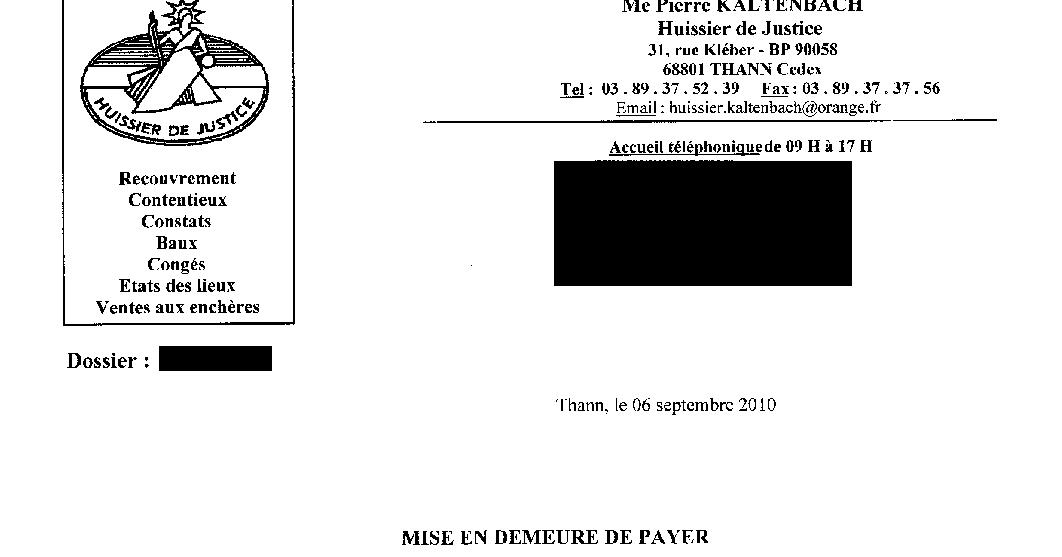 R sistance et un c l bre huissier de justice envoie une - Huissier de justice chambre nationale ...