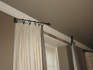 BasicQ, The Curtain Rod Supply Center: Easy installation for