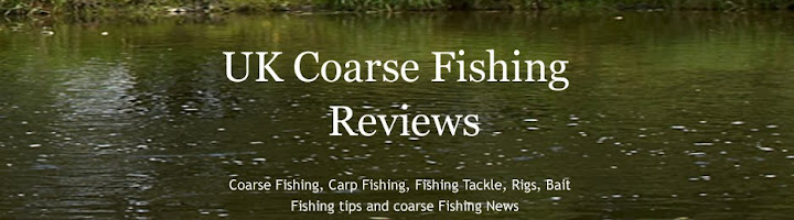 UK Coarse Fishing Reviews
