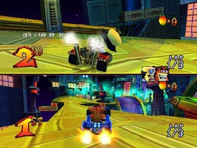 Download Crash Nitro Kart Baixar Jogo Completo Full