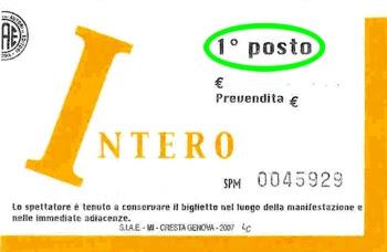 Tre euro per il Verderio.