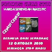 PROMOSI FROM MY BLOGSHOP