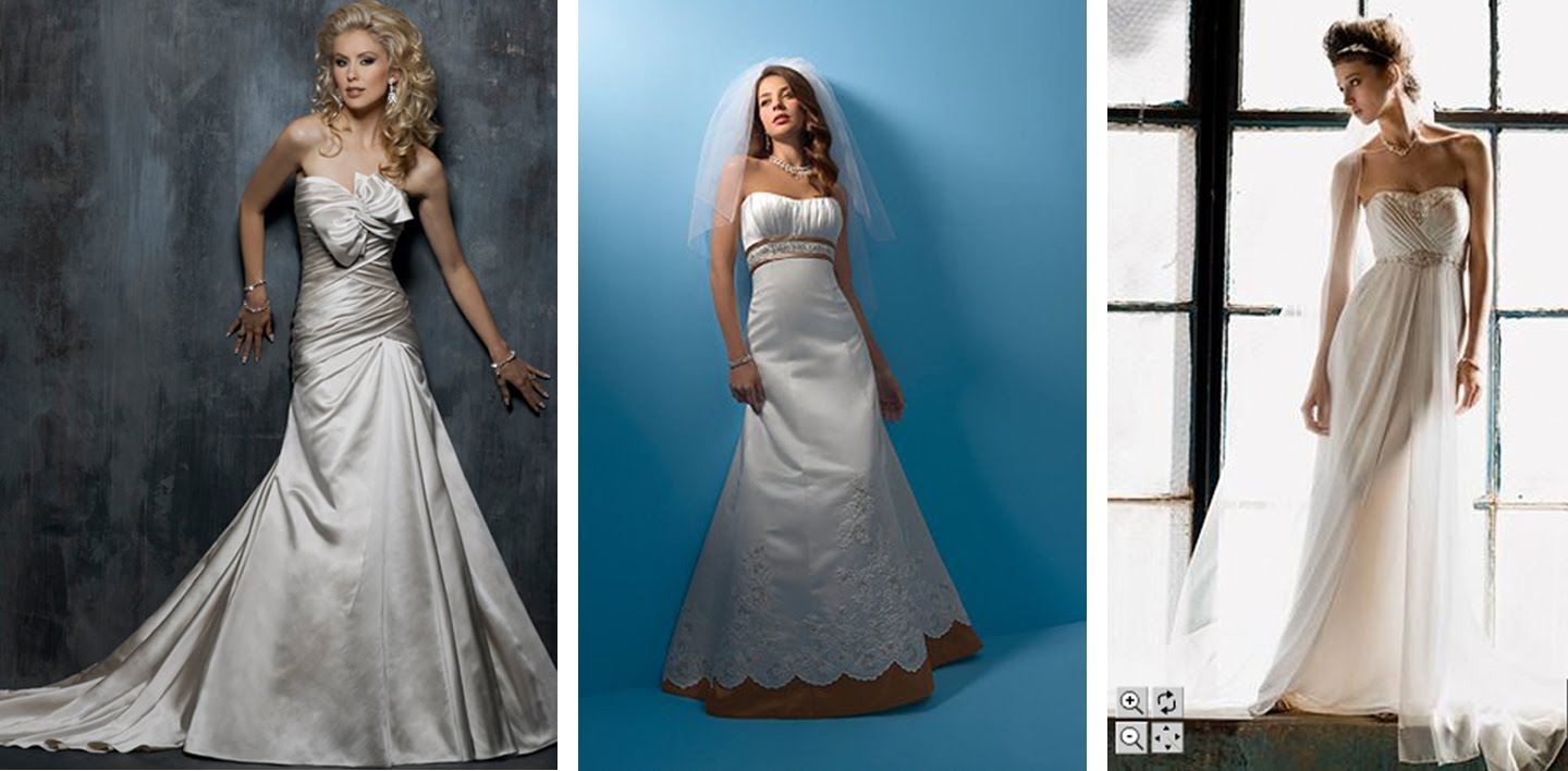The Artful Bride Wedding Blog: The Right Wedding Dress for You