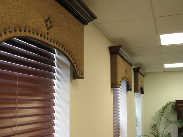 Love The Way Office Cornices Turned Out They Have Crown Molding