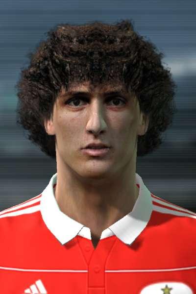David Luiz face by Agiga