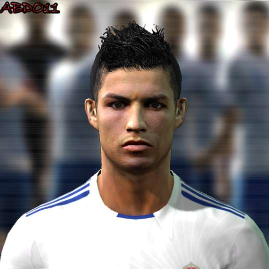cristiano ronaldo haircut name. cristiano ronaldo real madrid