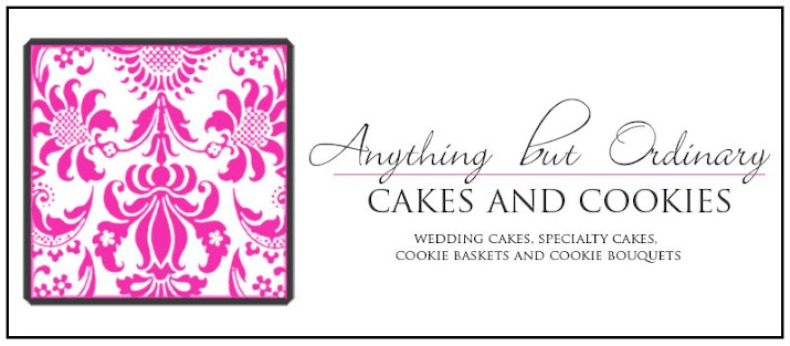 Anything but Ordinary Cakes & Cookies