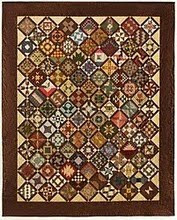 Farmer&#39;s Wife Sampler Quilt