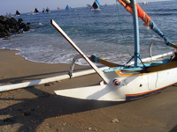 Jukung Canoe