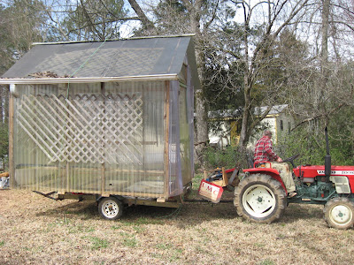 a greenhouse you can tow