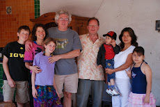 Our Oaxaca Posada family