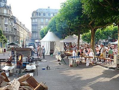 Go ter le monde festival food culture - Restaurant le gaulois sur le grill barbizon ...