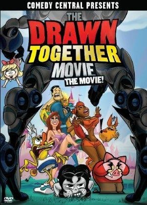 The Drawn Together Movie: The Movie! affiche