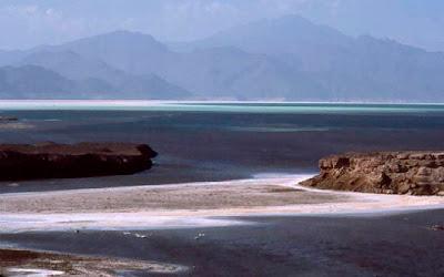 Assal, Daerah Terasin Di Dunia
