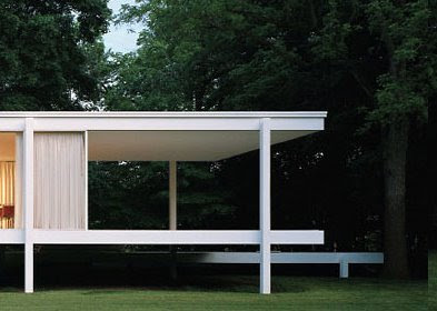 Farnsworth House, Mies