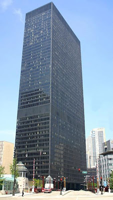 Mies IBM Chicago