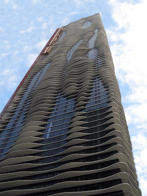 Jeanne Gang Studio Gang Aqua Tower Chicago