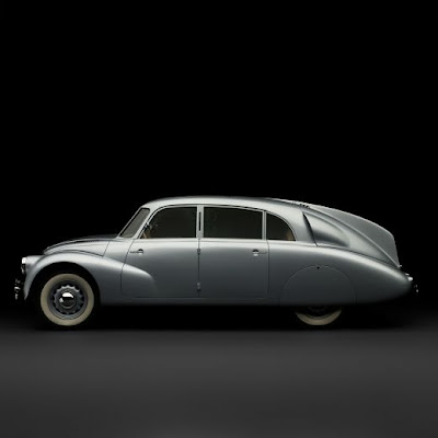 Tatra Czech classic automobile design