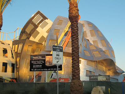 Frank Gehry Las Vegas The Cleveland Clinic Lou Ruvo Center for Brain Health