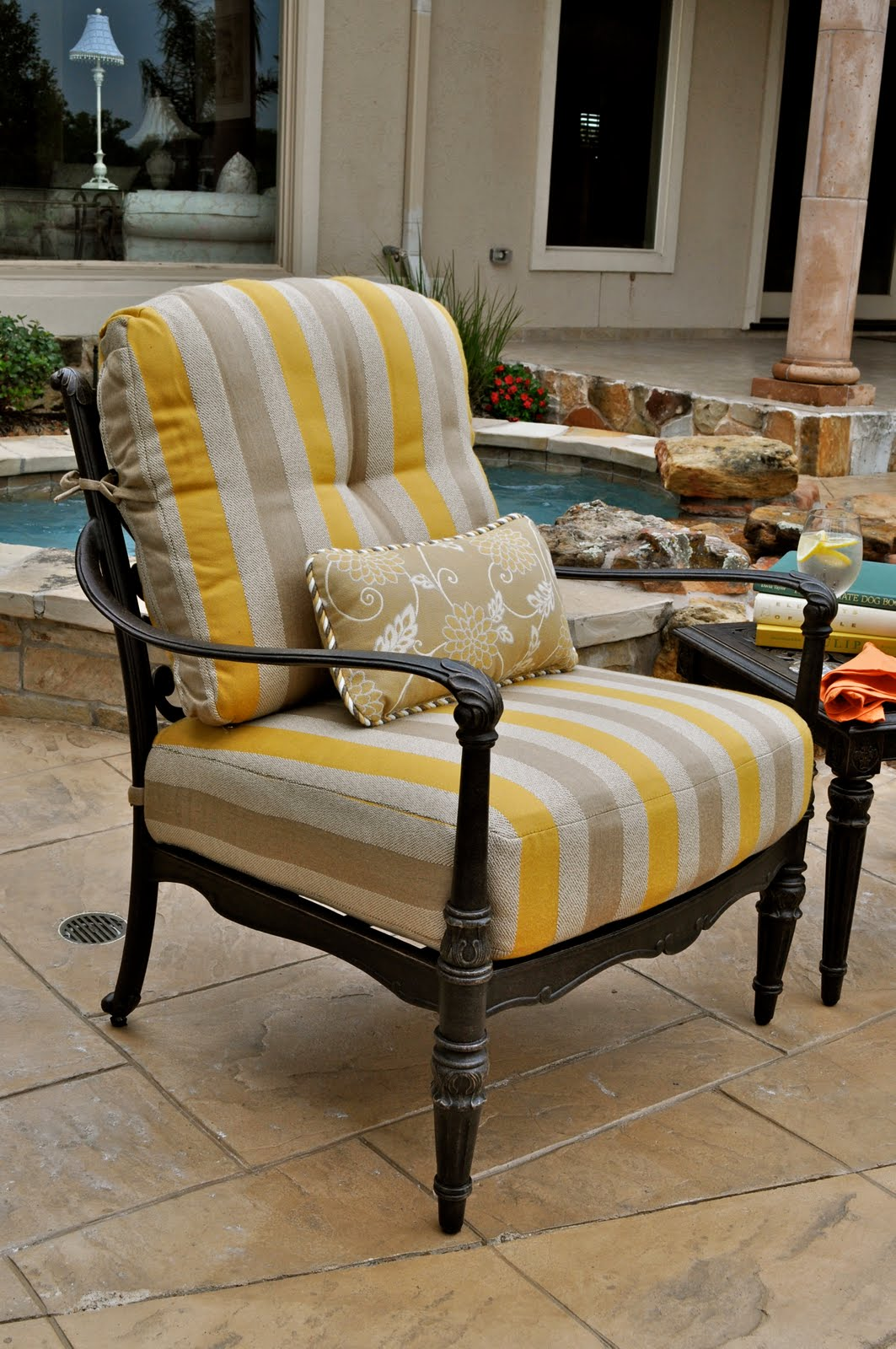 Besides The Beautifully Detailed Finish Of The Chair, We Love The Spacious,  Deep Seating Of This Club Chair. Extra Thick, Large Cushions Covered In ...