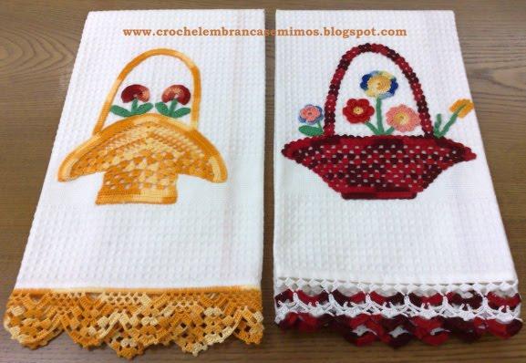 Barras Croche Panos De Cozinha Quinta Feira Fevereiro