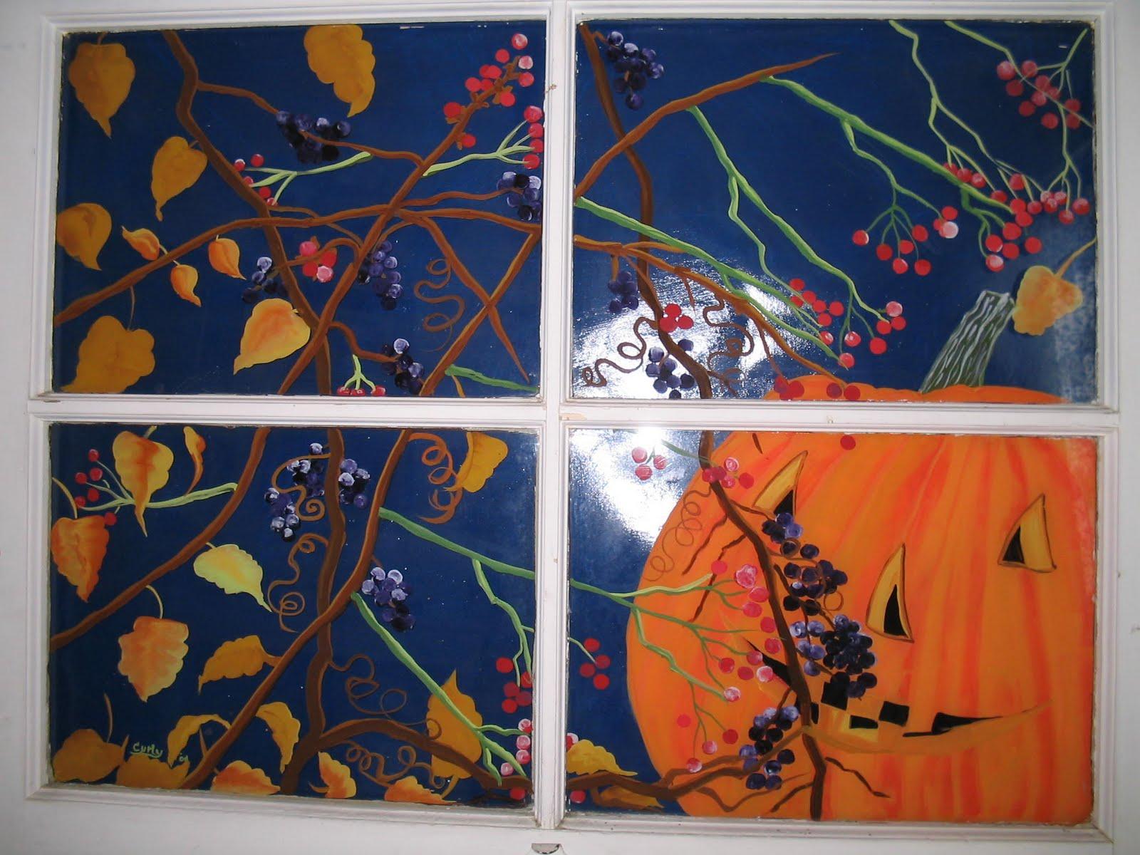 Painting On Glass Windows : Curlyart wedding flower preservation on canvas reverse